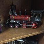 Collector Old Fashion Train Engine