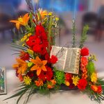 Bible Funeral Arrangement