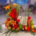 Bible Funeral Arrangement