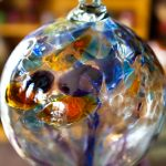 Garden Glass Gazing Ball