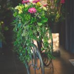 Casa de Flores Wedding Rental Bike