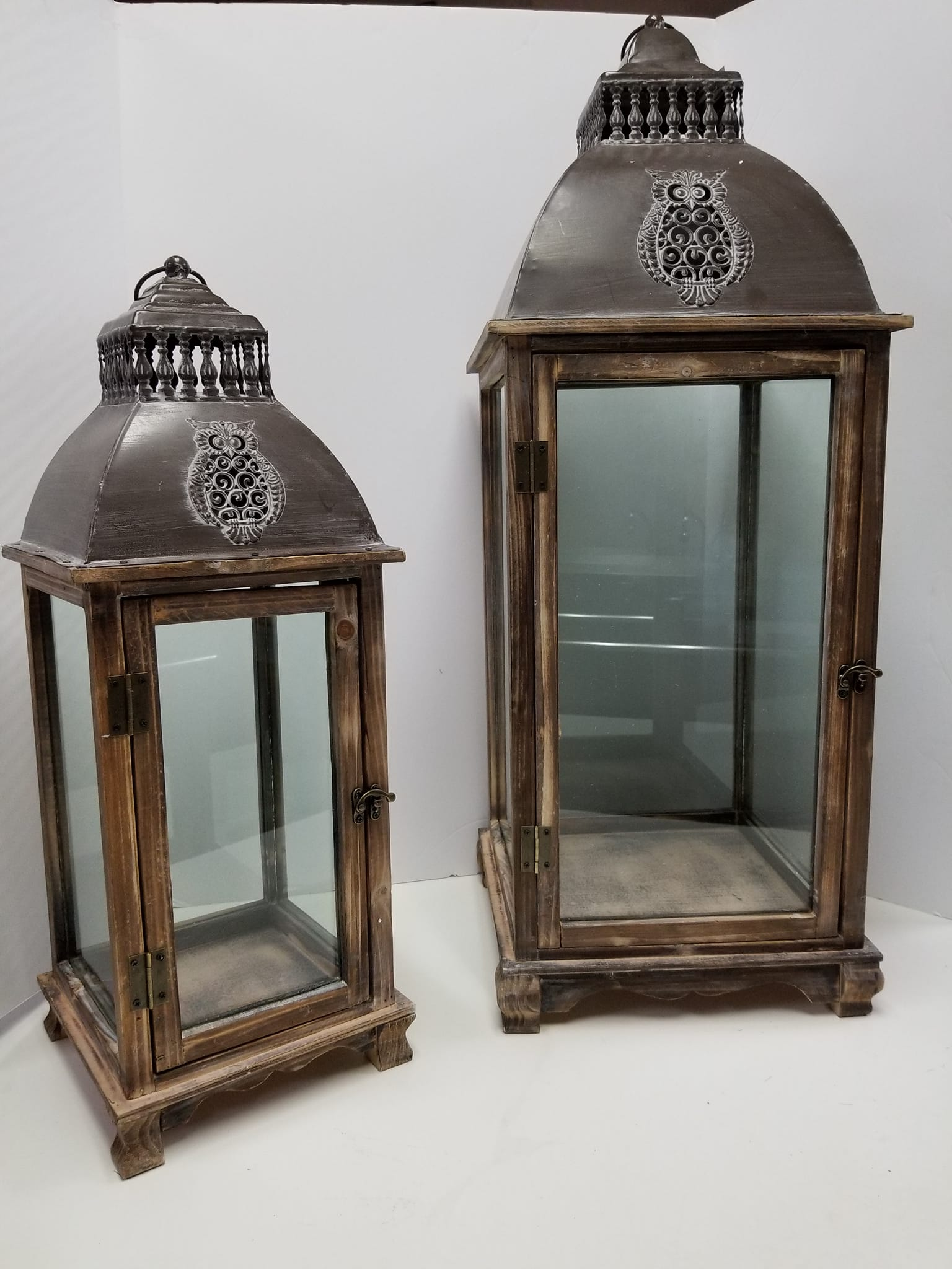 Decorative wooden Lanterns for your home decor